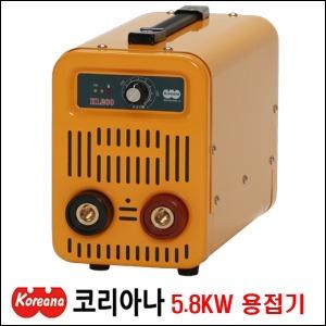 코리아나 인버터용접기 KL-200 아크전기용접 한솔공구