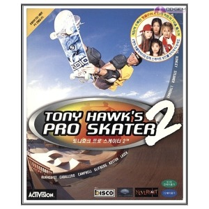 PC박스 / 토니호크 프로 스케이터 2 / Tony Hawk