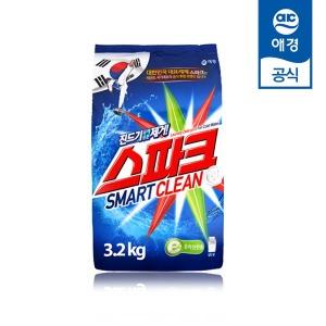 애경 스파크 3.2kg 리필 / 세탁세제