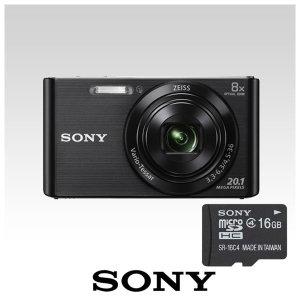 소니정품 DSC-W830 16G가방증정 카메라 똑딱이