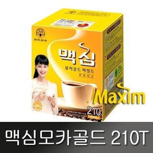 동서 맥심 모카골드 마일드 210T/원두/커피믹스/스틱