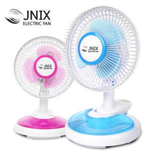 (하루특가) 제이닉스 클립형선풍기 미니선풍기 탁상용