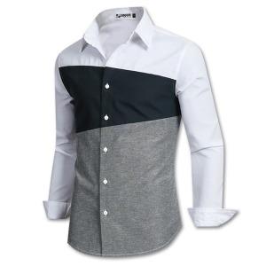 봄신상 셔츠 남방 와이셔츠 남자 남성 헨리넥 린넨 옷