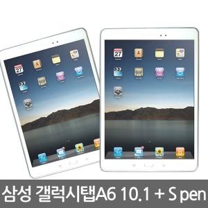 갤럭시탭A6 10.1+Spen WiFi SM-P580+총알펜/태블릿PC