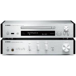 야마하 CD-NT670 + A-U670 패키지(박스불량)