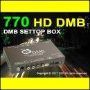 770HD 차량용 HD DMB수신기 1280x720p 12-24V