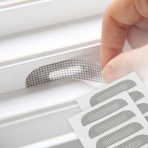 물구멍 방충망 10p/이중미세 창문방충망/틈막이모기장