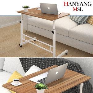 노트북 테이블/사이드/간이/책상/쇼파/침대/보조/탁자