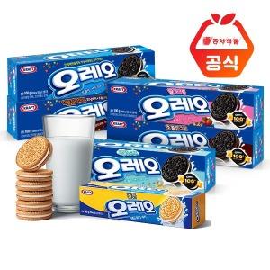동서식품 오레오딸기크림초콜릿샌드위치쿠키100g
