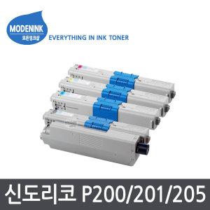 P200T5KK 재생토너 5000매 P200DN P201DN P205DN P206