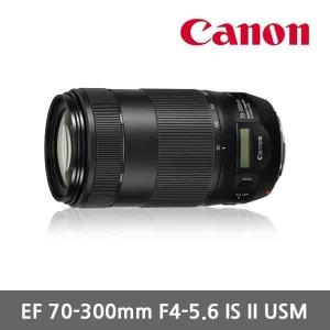 (캐논정품)EF 70-300mm F4-5.6 IS II USM/67mm/컬스