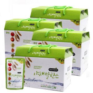 더순수렛츠미 야채발란스 30팩 4박스 선물포장