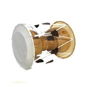 한울림국악기 일반반주장구(1자7치 1차8치)