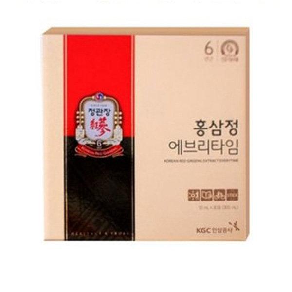 정관장 홍삼정 에브리타임 10ml x 30포/총알배송/한정