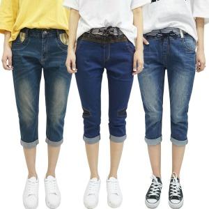나나진 여자 7부/9부/밴딩/스판/면바지/마바지/린넨