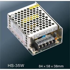 산업용 SMPS 35W ~ 600W  5V 12V 15V 24V 48V