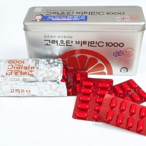 고려은단비타민C1000 300정 쏠라씨/동아/효도선물