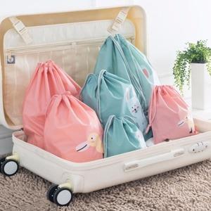 3P세트 여행용파우치 옷 수건 수영복 가방 여행준비물
