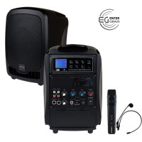 KANALS WIRELESS AMP AL-180/280 헤드셋 강의용마이크