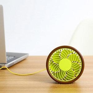 펀펀팬 저소음 탁상용 선풍기  USB 미니 선풍기