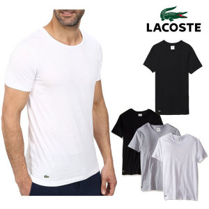 (국내배송) 라코스테 슬림핏 기본 반팔티셔츠