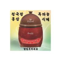 대웅 에버쿡/다기능제조기/건강식품제조기/전기약탕기