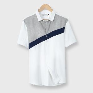 남성반팔셔츠/남자남방/신상/차이나/솔리드/여름셔츠