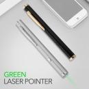 에어빔 ABG01 그린 레이저포인터 / 제트블랙 / 실버