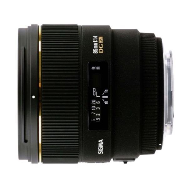 시그마 85mm F1.4 EX DG HSM (세기정품/니콘/신품)