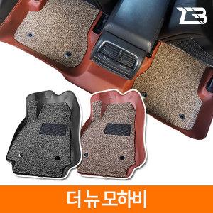 더뉴 모하비 제트비 5D/6D 가죽+코일매트 카매트