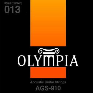 올림피아 어쿠스틱 기타 스트링 AGS-910