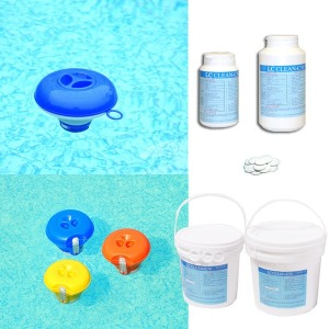 수영장소독약 200개입/수영장 소독/이끼방지 및 예방