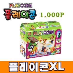 플레이콘XL (1000P)/플레이콘만들기 플래이콘 수수깡