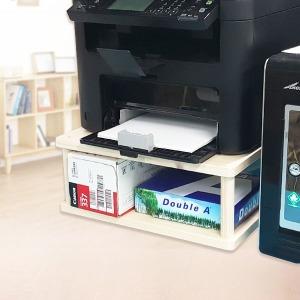 원목 프린터선반 선반 프린터받침대 다용도선반 받침