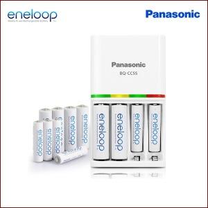 파나소닉 BQ-CC55 스마트 급속충전기 CC16신형