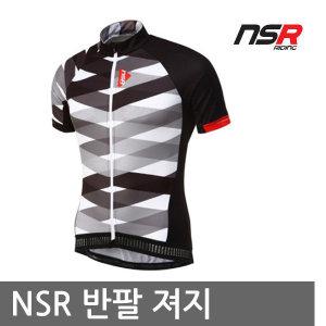 NSR 크로스로드 숏슬리브 저지 자전거 반팔져지 의류