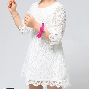 a라인레이스ops/쥬니어원피스/세례/결혼/행사/연주