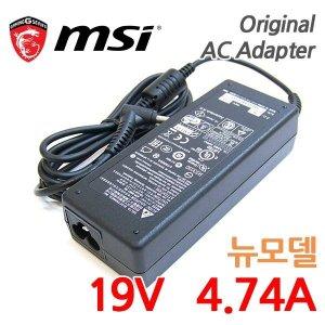 MSI ADP-90MD H 노트북 아답터 충전기 19V 4.74A 90W