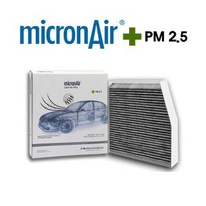 마이크론에어 차량용 에어컨히터필터 PM2.5