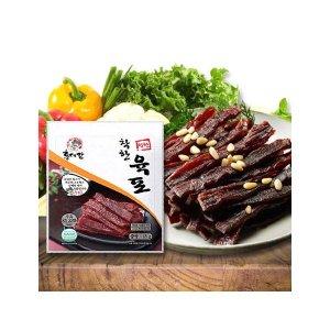 국내산/쇠고기육포/간식/술안주/3無첨가/45봉/