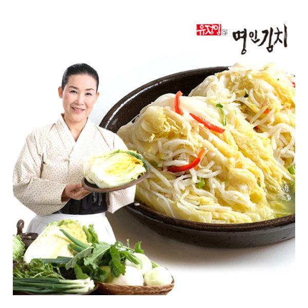 식품명인 유정임의 백김치 5kg