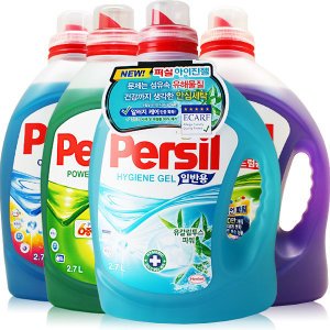 퍼실 2.7L x 2개 특가 리큐 액츠 액체 세탁세제 비트