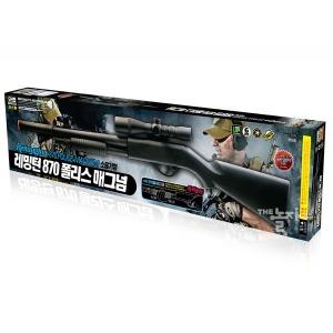건스톰 레밍턴870 폴리스매그넘 비비탄총 BB건 장총