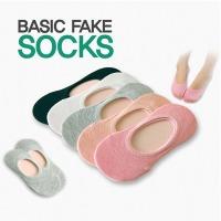 10켤레 페이크삭스 남성 여성 덧신 양말 여름 발목
