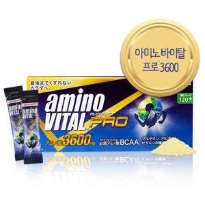 (주)아지노모도 아미노바이탈 프로 3600mg 120포