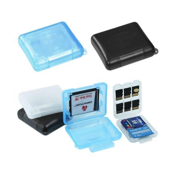 호루스벤누 메모리 멀티케이스 DUO블루 Micro/SD/CF등