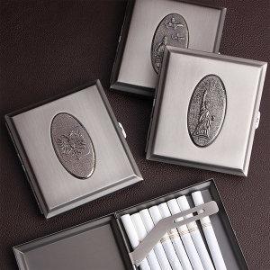 (오디스샵) 고급담배케이스 시가휴대용 파우치 판촉물