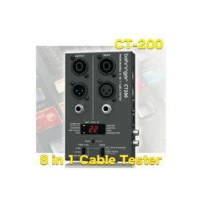 CT-200/CT200/케이블테스터/베링거