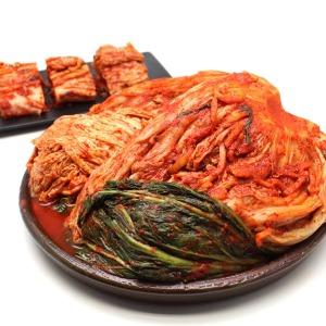 물맑은 초가집 김치 10kg