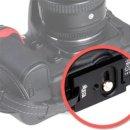 씨에스타 도브테일 카메라 플레이트 CSP-2D